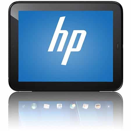 hp tablet one min